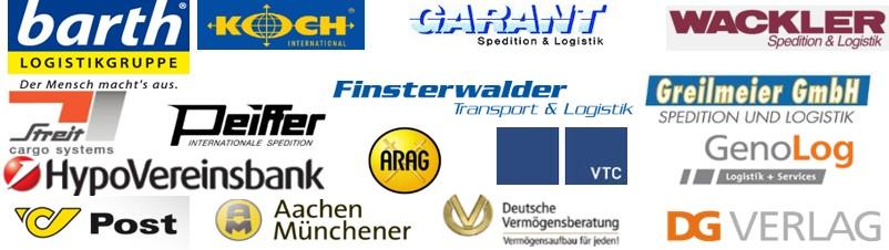 Logistik- und Finanzdienstleister