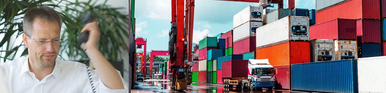 Externe Logistik